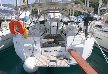 Barca a vela Jeanneau Sun Odyssey 409 (2014)-0