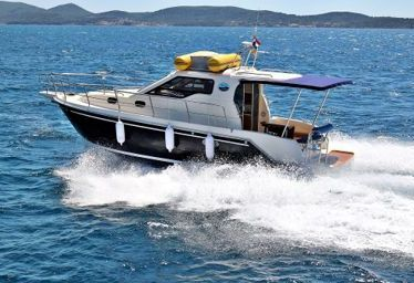 Motorboot Sas Vektor 950 (2015)-0