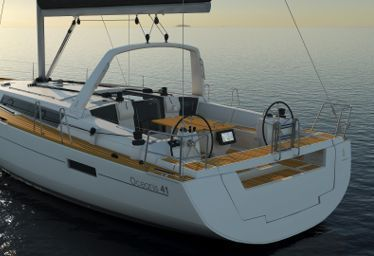 Sailboat Beneteau Oceanis 41.1 (2018)-0
