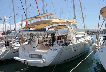 Segelboot Dufour 450 Grand Large (2015)-0