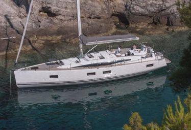 Sailboat Jeanneau Sun Odyssey 54 (2019)-0