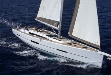 Barca a vela Dufour 560 (2015)-0