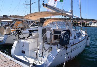 Segelboot Beneteau Oceanis 34 - 2013 (Umbau 2019)-0