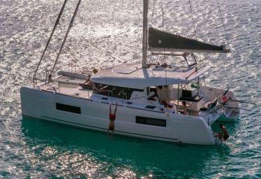 Catamaran Lagoon 40 (2020)-0