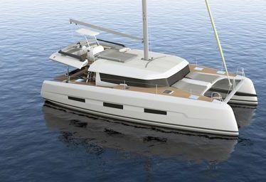 Catamaran Dufour 48 (2020)-0