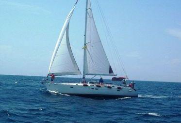 Zeilboot Beneteau Oceanis 411 (2001)-0