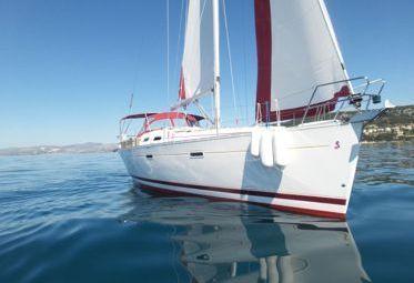 Sailboat Beneteau Oceanis Clipper 393 (2006)-0