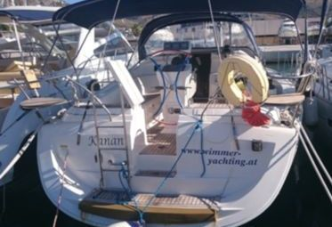 Sailboat Elan Impression 384 (2007)-0