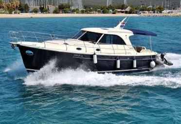 Imbarcazione a motore Sas Vektor Adriana 44 (2012)-0