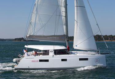 Catamaran Nautitech 40 Open (2018)-0