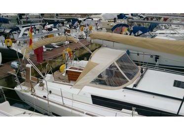 Segelboot Dufour 410 (2014)-0