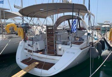 Sailboat Jeanneau Sun Odyssey 45 - 2007 (refit 2019)-0