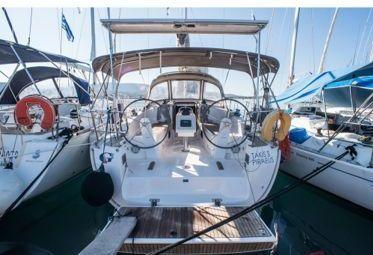 Barca a vela Bavaria Cruiser 37 (2015)-0