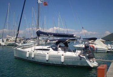 Barca a vela Elan 340 (2010)-0