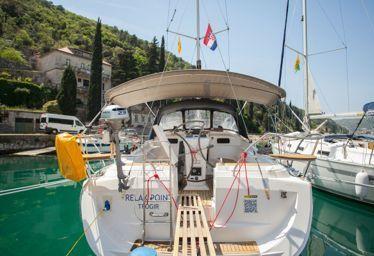 Barca a vela Elan Impression 384 (2006)-0