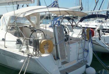 Zeilboot Beneteau Oceanis 50 Family (2011)-0