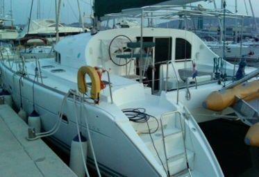 Catamaran Lagoon 410 S2 (2002)-0