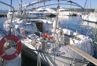 Barca a vela Bavaria Cruiser 38 (2008)-0