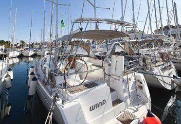 Barca a vela Beneteau Oceanis 40 (2008)-0