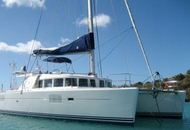 Catamaran Nautitech 44 (2007)-0