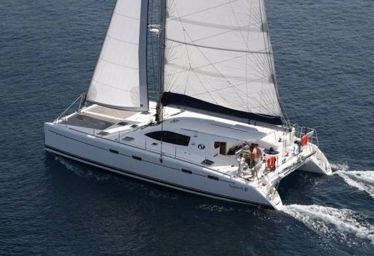 Catamarán Fountaine Pajot Lavezzi 40 (2008)-0