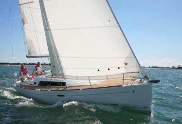 Barca a vela Beneteau Oceanis 37 (2009)-0