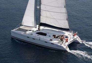 Catamarano Nautitech 47 (2006)-0