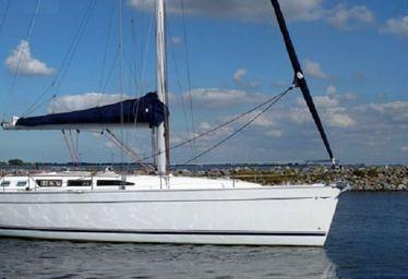 Segelboot Jeanneau Sun Odyssey 43 (2001)-0
