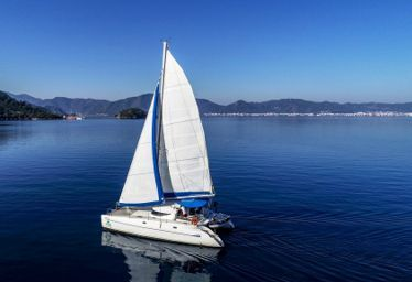 Catamaran Fountaine Pajot Athena 38 (2000)-0