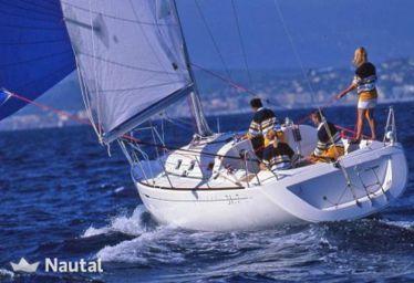 Velero Beneteau First 31.7 (2008)-0