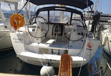 Zeilboot Dufour 450 Grand Large (2013)-0