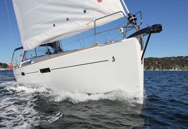 Zeilboot Beneteau Oceanis 45 (2014)-0