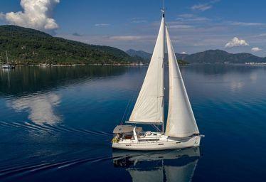 Segelboot Beneteau Oceanis 45 (2014)-0
