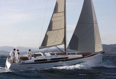 Segelboot Dufour 405 (2013)-0