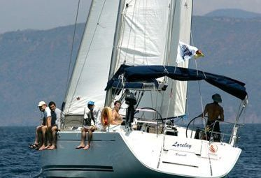 Barca a vela Dufour 425 (2009)-0