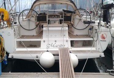 Barca a vela Dufour 500 (2014)-0