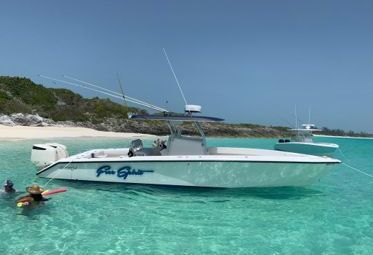 Speedboat Adventure 34 - 1999 (refit 2019)-0
