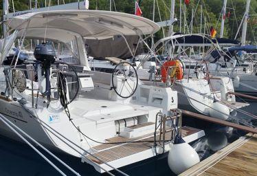 Segelboot Beneteau Oceanis 41 (2014)-0