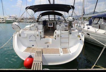 Barca a vela Beneteau Oceanis 523 (2006)-0