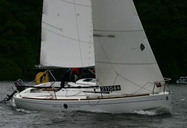 Zeilboot Beneteau First 211 (2007)-0