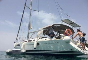 Sailboat Jeanneau Sun Odyssey 44 i - 2011 (refit 2019)-0