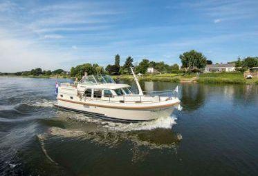 Huisboot Linssen Classic Sturdy 35 AC (2016)-0