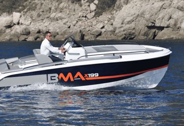 Speedboat Quicksilver 605 Open (2019)-0