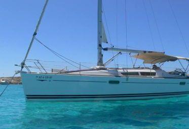 Sailboat Jeanneau Sun Odyssey 39 i - 2014 (refit 2019)-0