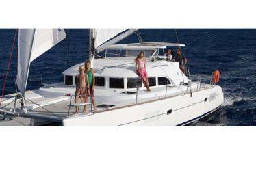 Catamaran Lagoon 380 (2009)-0