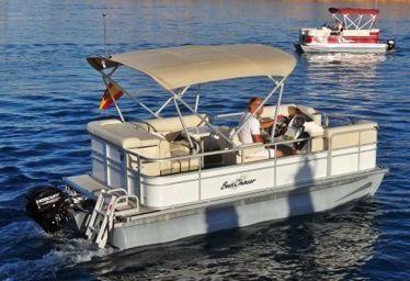 Motor Catamaran Sunchaser 7516 (2015)-0
