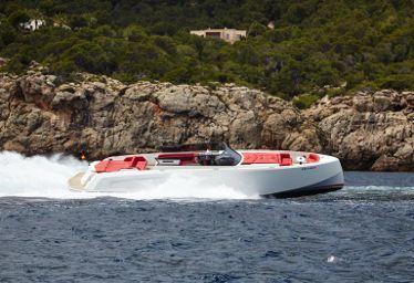 Speedboat Vanquish VQ54 (2017)-0