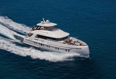 Motor boat Vanquish 82 (2019)-0