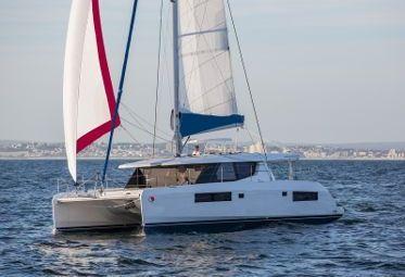 Catamaran Leopard Sunsail 454 (2017)-0
