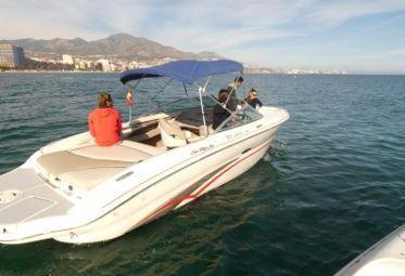 Speedboat Sea Ray 210 Select (2016)-0